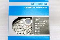 SHIMANO CS-M771-10 10DELAD XT KASETT 11-36T