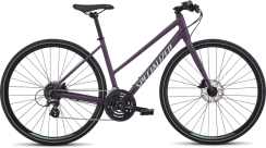 SPECIALIZED WOMEN´S SIRRUS DISC STEP-THROUGH 2018 EJ I LAGER