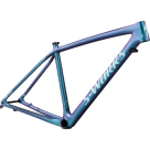 SPECIALIZED S-WORKS EPIC HARDTAIL FRAMESET GLOSS OIL SLICK 2019 ÅRS MODELL