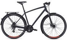 SPECIALIZED CROSSTRAIL EQ BLACK TOP COLLECTION 2019 ÅRS MODELL